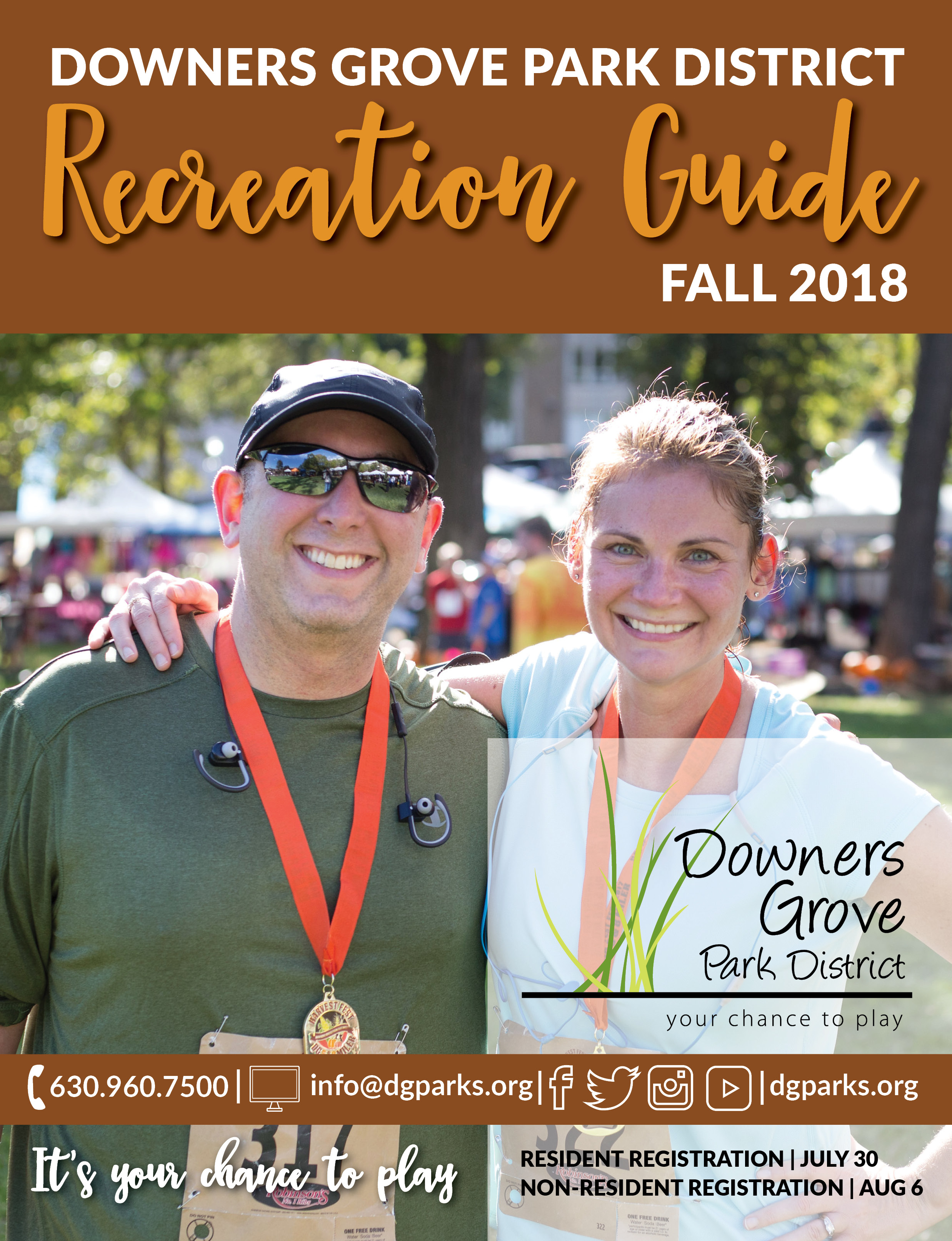 2018 Fall Recreation Guide