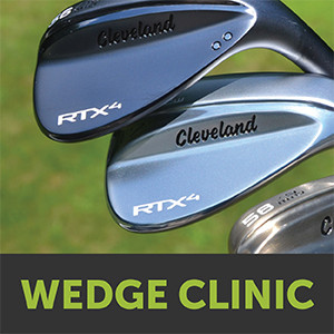 Cleveland/Srixon Wedge Clinic