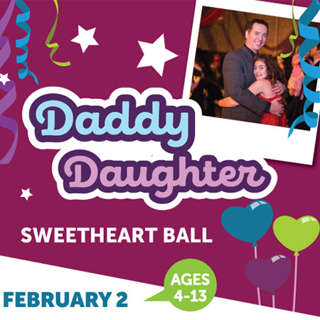Daddy Daughter Sweetheart Ball