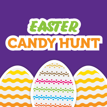 Easter Candy Hunt