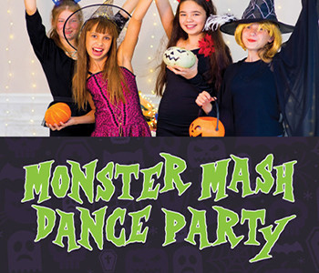 Monster Mash Dance Party