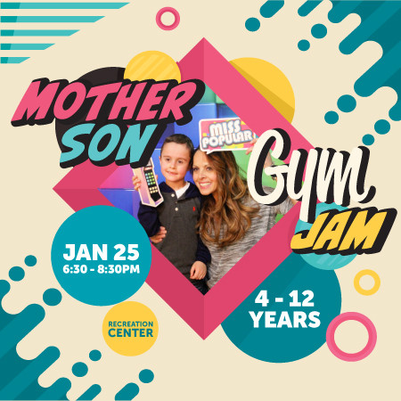 Mother Son Gym Jam