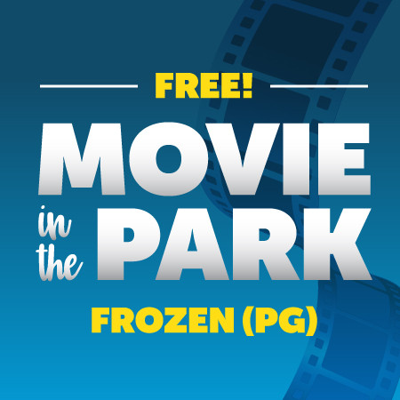 Movie in the Park- Frozen