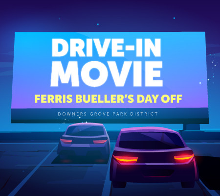 Drive-In Movie: Ferris Bueller's Day Off
