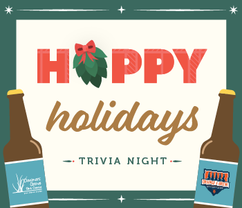 Hoppy Holidays Trivia Night