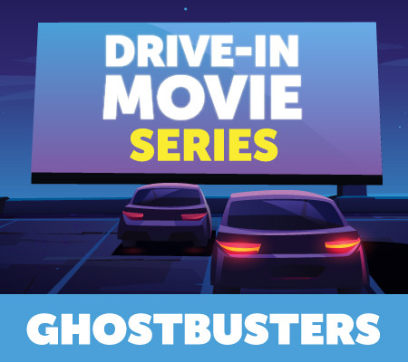 Drive-In Movie: Ghostbusters