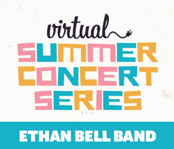 Virtual Concert: Ethan Bell Band
