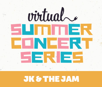 Virtual Concert: JK & The Jam