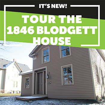 Tour the 1846 Blodgett House