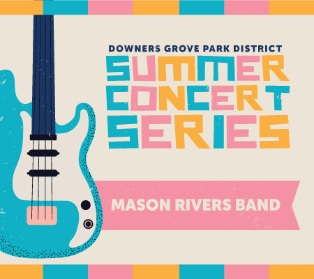 Summer Concert Series - Mason Rivers Band