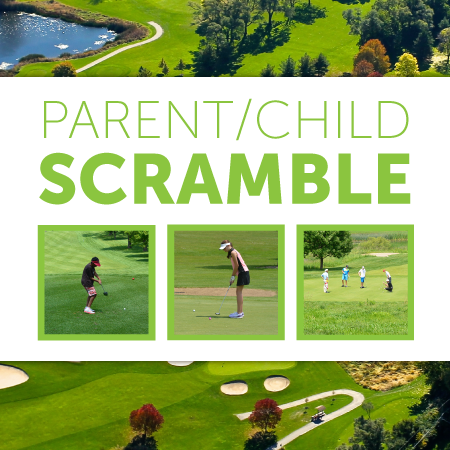 Parent Child Scramble