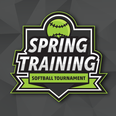 Spring Training Adult Softball Tournament